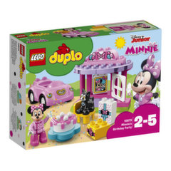 10873 LEGO® Duplo, Disney TM - birthday party цена и информация | Конструкторы и кубики | pigu.lt