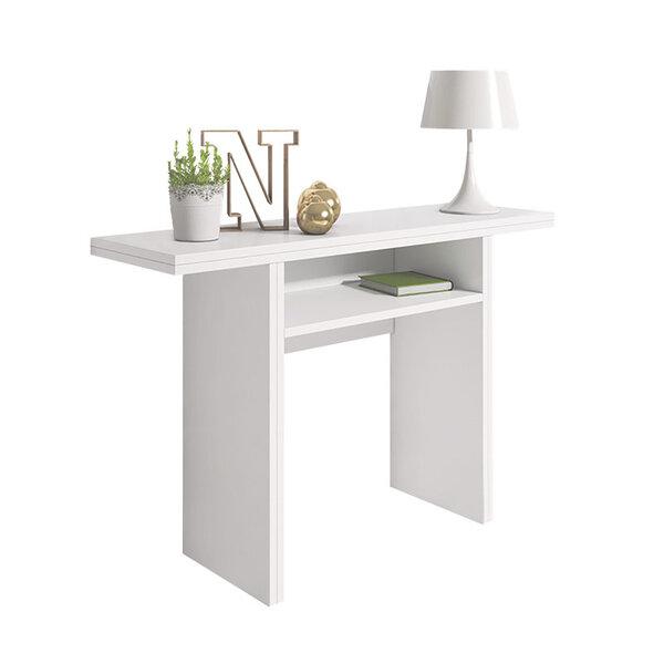 Stalas - konsolė Italia, baltas