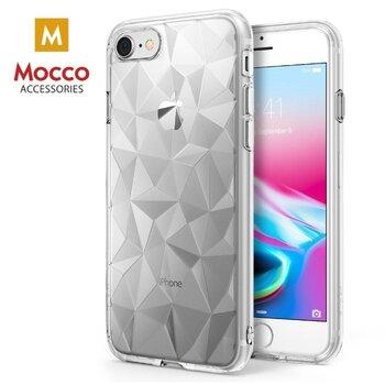 Mocco Trendy Diamonds Силиконовый чехол для Samsung J730 Galaxy J7 (2017) Прозрачный цена и информация | Чехлы для телефонов | pigu.lt