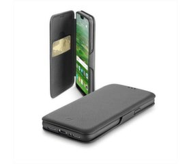 Huawei P20 Case Book Clutch By Cellular Black