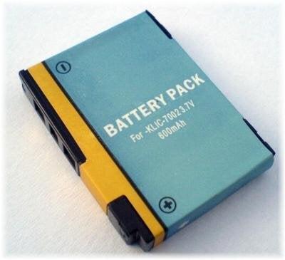 Baterija KLIC-7002 kaina ir informacija | Akumuliatoriai fotoaparatams | pigu.lt