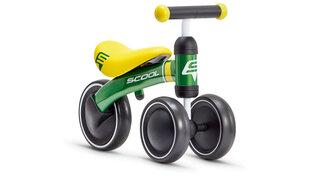 Balansinis dviratukas Scool pedeX, žalias kaina ir informacija | Balansiniai dviratukai | pigu.lt