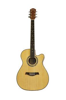 "FS-4014 NA 40"" akustinė gitara, šviesus medis"