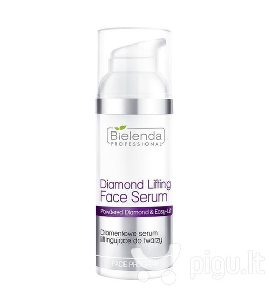 Veido serumas brandžiai odai Bielenda Professional Face Program Diamond Lifting 50 ml