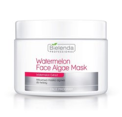 Veido kaukė su arbūzais Bielenda Professional Face Program Watermelon Face Algae 190 g