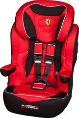 Automobilinė kėdutė Nania I-MAX SP LX Corsa Ferrari, 9-36 kg, Raudona kaina ir informacija | Automobilinės kėdutės | pigu.lt