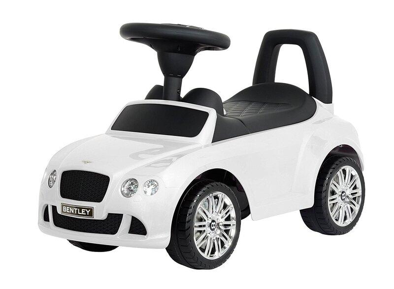 Paspiriamas vaikiškas automobilis Bentley Continental