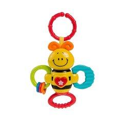 Pakabinamas muzikinis žaislas Bitutė Smiki kaina ir informacija | Žaislai kūdikiams | pigu.lt