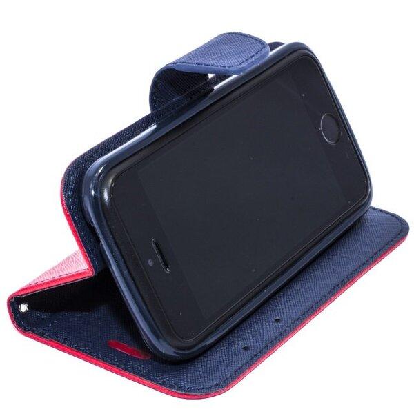 Telone Fancy Diary Book Case Huawei Honor 10 Чехол-книжка со стендом Красный/Синий дешевле