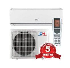 Oro kondicionierius/šilumos siurblys oras-oras Cooper&Hunter WINNER inverter CH-S12FTX5 (-15°C) kaina ir informacija | Kondicionieriai, šilumos siurbliai, rekuperatoriai | pigu.lt