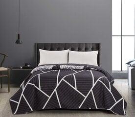 Decoking dvipusė lovatiesė Home Grey White, 220x240 cm kaina ir informacija | Lovatiesės ir pledai | pigu.lt