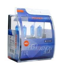 Automobilinės lemputės M-Tech Powertec XenonBlue HB4 12V, 2 vnt.
