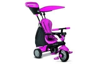 Triratukas Smart Trike, rožinis kaina ir informacija | Triratukas Smart Trike, rožinis | pigu.lt