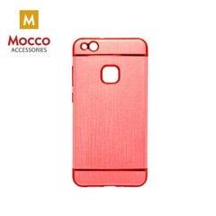 Telefono nugarėlėMocco Exclusive Crown, skirta Apple iPhone 8telefonui, raudona