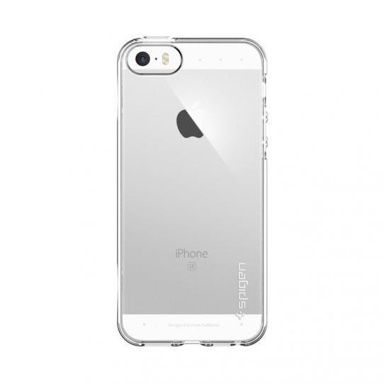 Spigen, для Apple iPhone 5/5S/SE, прозрачный интернет-магазин