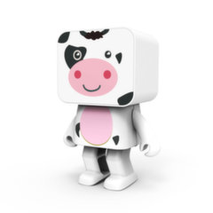 Šokanti MiniMu kolonėle, linksmoji karvutė kaina ir informacija | Garso kolonėlės | pigu.lt