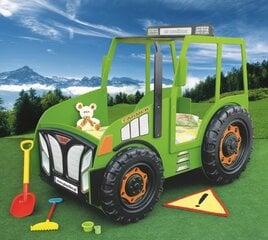 Lova su čiužiniu Tractor, žalia