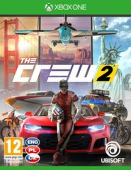Žaidimas The Crew 2, Xbox One