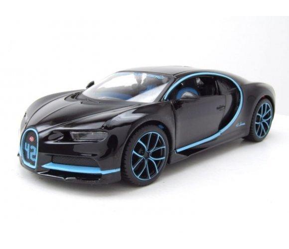 Automodelis Bugatti Chiron 31514BK Maisto kaina ir informacija | Žaislai berniukams | pigu.lt