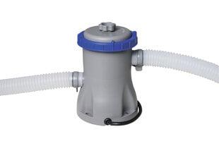 Baseino filtras-siurblys Bestway Flowclear (kasetinis), 1249 l/val.