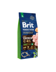 BRIT Premium By Nature Adult Extra Large XL, 15 kg