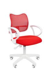 Офисное кресло Chairman 450 LT White, красный
