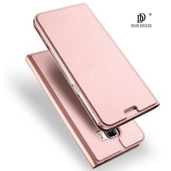 Dux Ducis Premium Magnet Case Чехол для телефона Samsung J250 Galaxy J2 Pro (2018) / Galaxy Grand Prime Pro Розовый цена и информация   Чехлы для телефонов   pigu.lt
