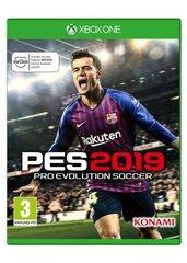 Игра PES Pro Evolution Soccer 2019, Xbox One