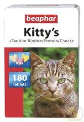 Beaphar Kitty`s mix tabletės, 180 vnt.