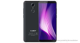Cubot Nova, Juoda kaina ir informacija | Mobilieji telefonai | pigu.lt