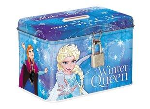 Metalinė taupyklė Frozen (Ledo šalis) kaina ir informacija | Kanceliarinės prekės | pigu.lt