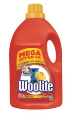 Woolite Mix Colors skystas skalbiklis spalvotiems audiniams, 4,5 L kaina ir informacija | Skalbimo priemonės | pigu.lt