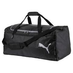 Sportinis krepšys Puma Fundamentals L, juodas kaina ir informacija | Puma Spоrto prekės | pigu.lt