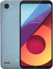 LG Q6 M700, 16GB, Single SIM, Pilka/Mėlyna