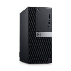 Dell OptiPlex 5060 i7-8700 8GB 256GB Win10P kaina ir informacija | Stacionarūs kompiuteriai | pigu.lt