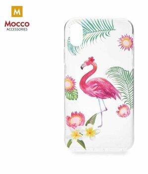 Mocco Summer Flamingo Силиконовый чехол для Samsung G960 Galaxy S9 цена и информация | Чехлы для телефонов | pigu.lt