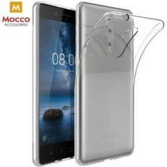 Mocco Ultra Back Case 0.3 mm Silicone Case for Asus Zenfone 2 Laser ZE500ML Transparent kaina ir informacija | Telefono dėklai | pigu.lt