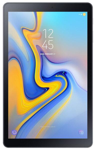 """Samsung Galaxy Tab A T595, 10.5"""", 4G, Pilka"""