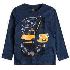 Cool Club marškinėliai ilgomis rankovėmis berniukams, CCB1712996 kaina ir informacija | Drabužiai berniukams | pigu.lt