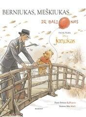 Knyga Berniukas, Meškiukas ir balionas (pagal filmą)