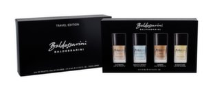 Rinkinys Baldessarini vyrams: tualetinis vanduo Ultimate EDT 15 ml + Nautic Spirit EDT 15 ml + Ambre EDT 15 ml + Signature EDC 15 ml