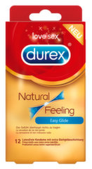 Durex презервативы Natural Feeling, 12 шт.