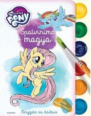 Spalvinimo knyga My Little Pony