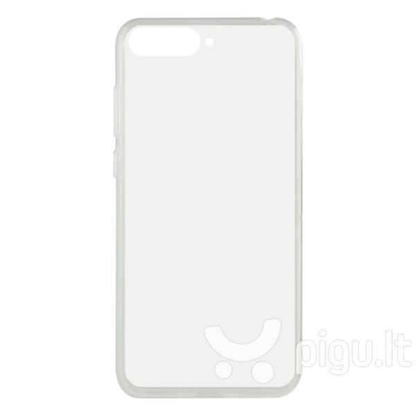 Huawei Y6 2018 Flex Cover By KSIX Transparent