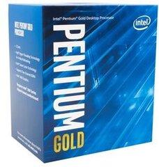 Intel Pentium Gold G5400, 3.7GHz, 4MB (BX80684G5400) kaina ir informacija | Procesoriai (CPU) | pigu.lt
