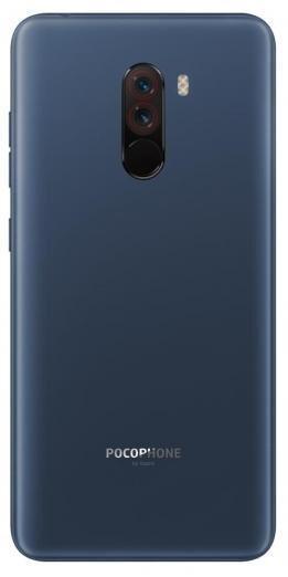 Xiaomi Pocophone F1, 128GB Dual SIM, Mėlyna atsiliepimas
