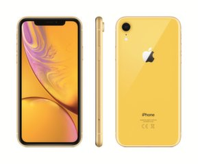 Apple iPhone XR, 64 GB, Yellow kaina ir informacija | Apple iPhone XR, 64 GB, Yellow | pigu.lt
