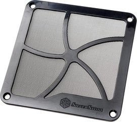SilverStone 120mm Grill with magnet (SST-FF122B)
