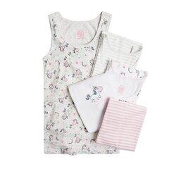 Cool Club berankoviai marškinėliai mergaitėms, 5 vnt., CUG1712730-00