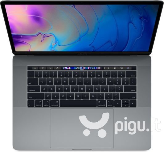 Apple Macbook Pro 15 z Touch Bar (MR932ZE/A/P1/D2)